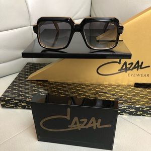 Limited Cazal 607 Tribute Edition 607/3 c900 56/18
